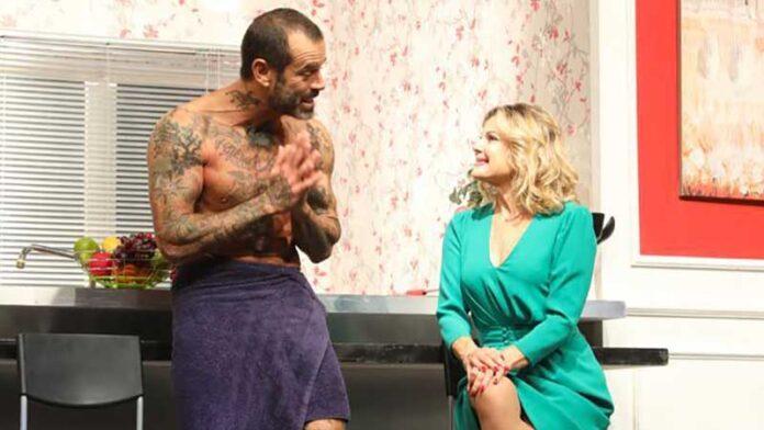 Coronavirus: la commedia Ricette d'amore si sposta in tv
