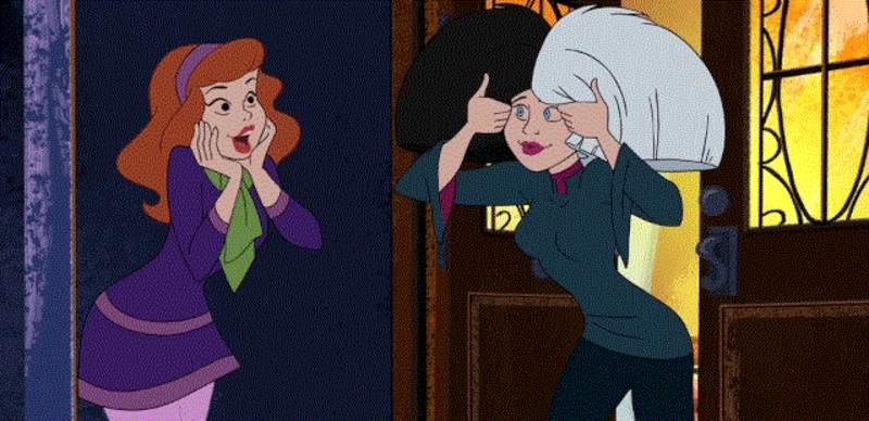 Scooby-Doo and Guess Who - Sia