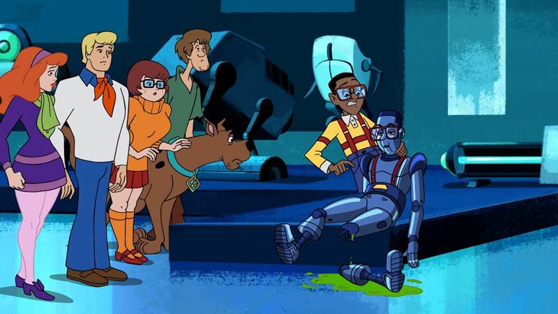 Scooby-Doo and Guess Who Steve Urkel