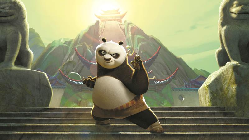 Sky Cinema DreamWorks - Kung Fu Panda