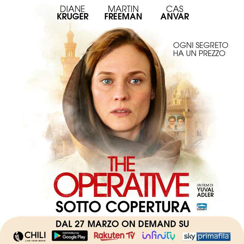 The Operative - locandina