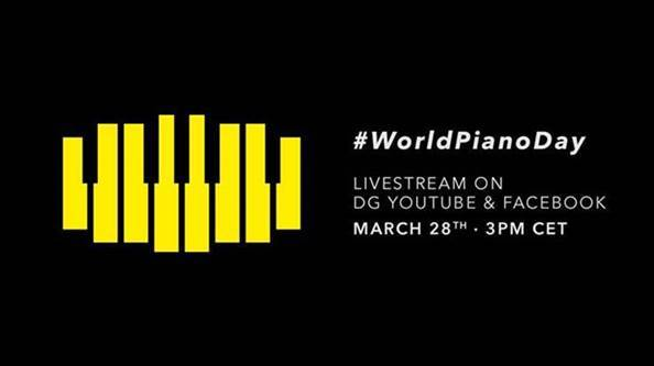 World Piano Day