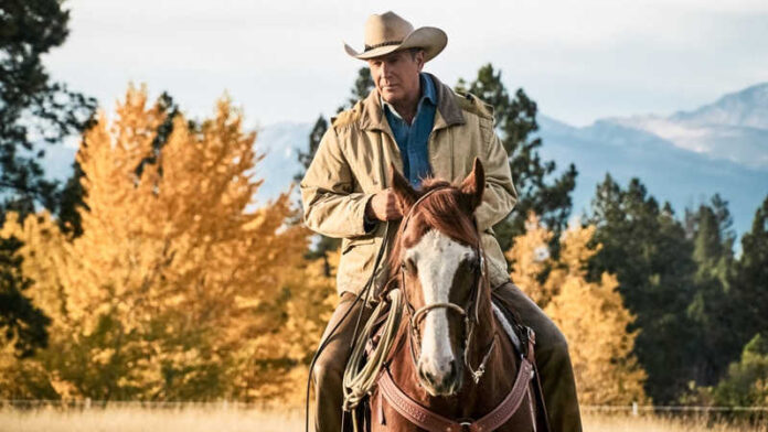 Yellowstone - Kevin Costner
