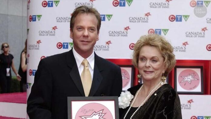 Addio a Shirley Douglas, attivista moglie di David Sutherland e mamma di Kiefer