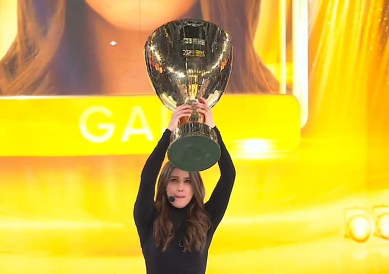 Gaia Gozzi - vincitrice Amici 2020