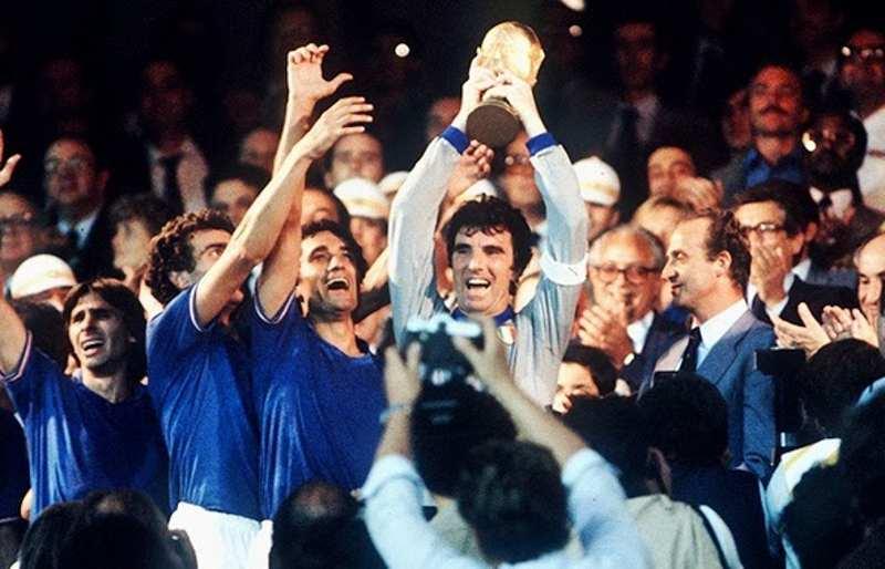Italia - Coppa del mondo 1982