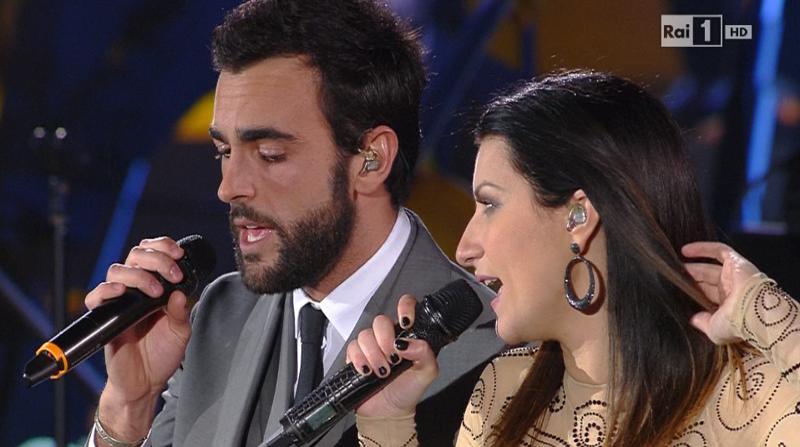 Laura Pausini - Marco Mengoni