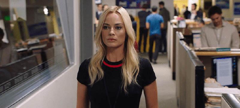 Bombshell - La voce dello scandalo: Margot Robbie interpreta il ruolo (di fantasia) della giovane giornalista Kayla Pospisil