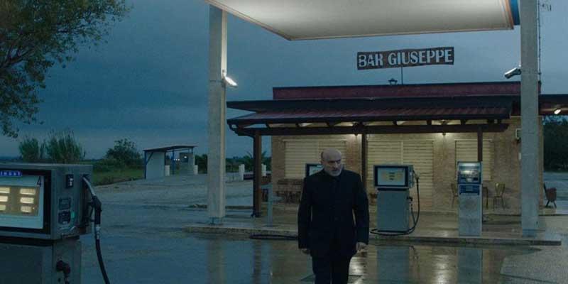 Bar Giuseppe: Ivano Marescotti in una scena del film