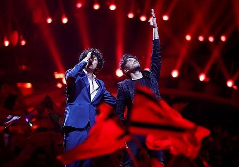 Ermal Meta Fabrizio Moro - Eurovision 2018