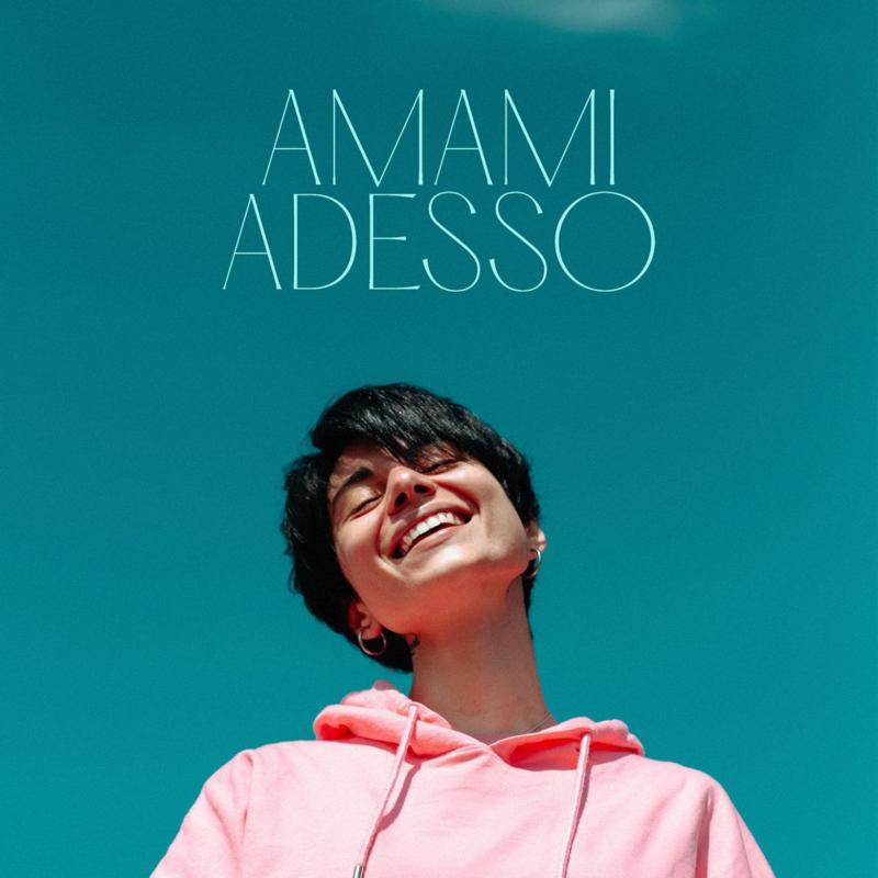 Giordana Angi - Amami adesso cover