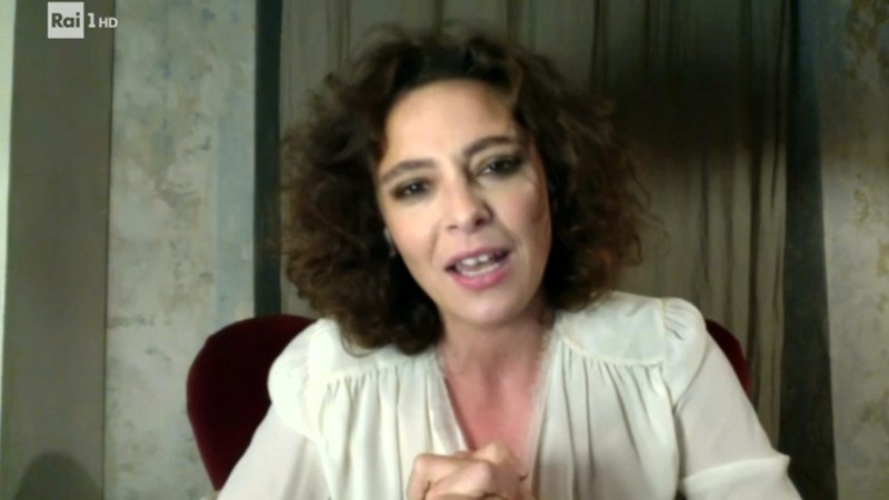 Jasmine Trinca - David di Donatello 2020