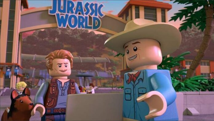 Jurassic World la Leggenda di Isla Nublar