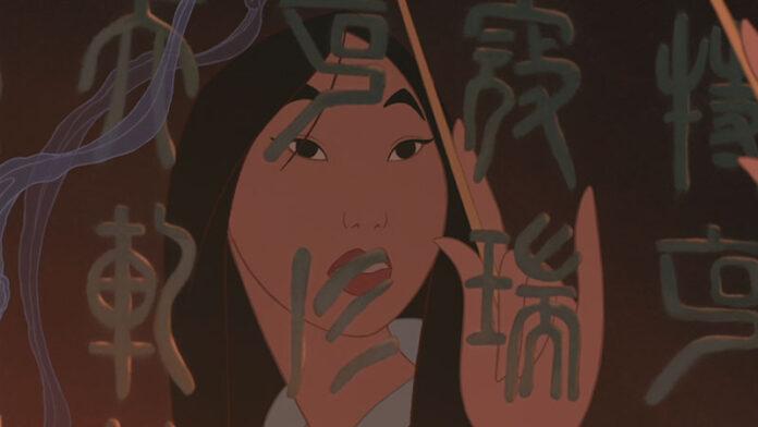 Mulan è tra i protagonisti di Zenimation, per un momento di mindfullness