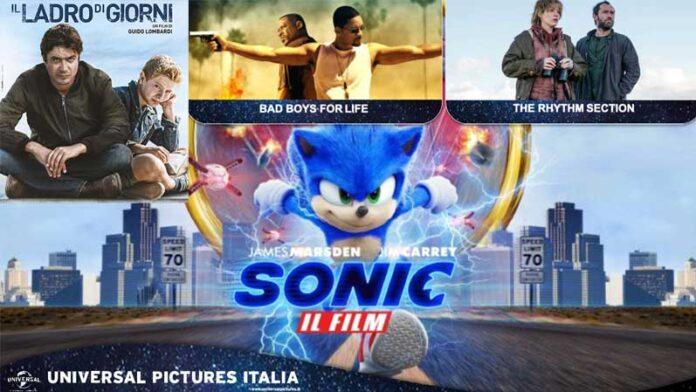 Universal Pictures Home Entertainment Italia: a giugno arrivano Sonic e Bad Boys For Life