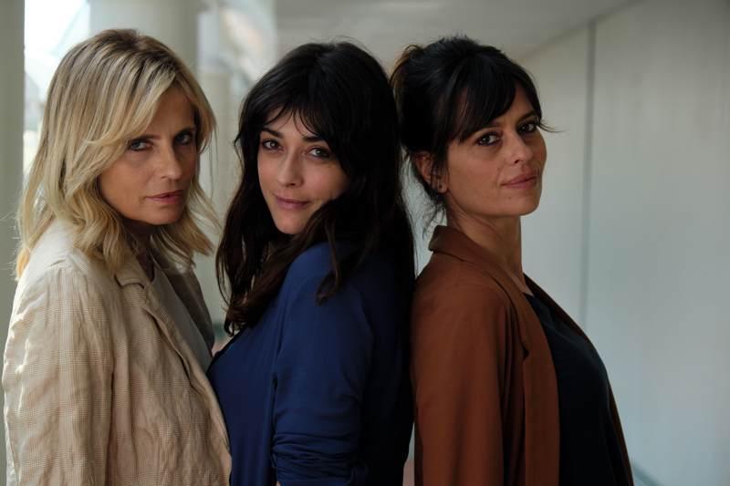 È per il tuo bene - Isabella Ferrari, Valentina Lodovini e Claudia Pandolfi