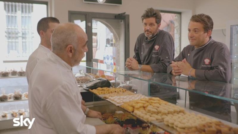 Alessandro Servida e Andreas Acherer - Best Bakery