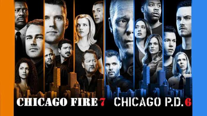 Chicago Fire 7 e Chicago P.D. 6
