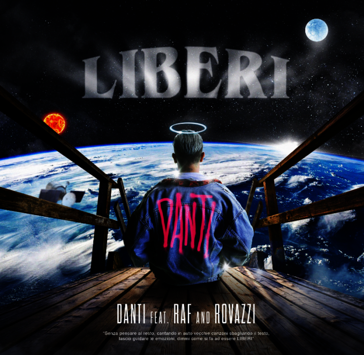 Danti Rovazzi Liberi cover
