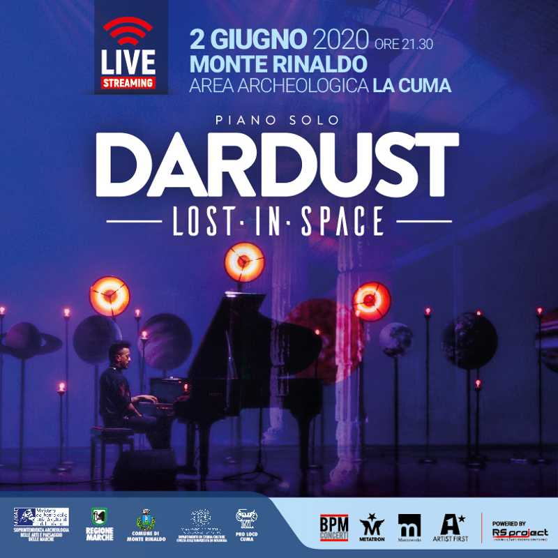 Dardust - Lost in Space Fermo