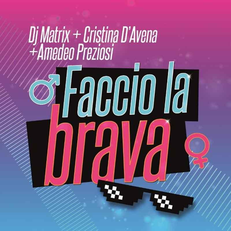 Faccio La Brava cover