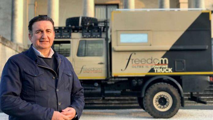 Freedom - Roberto Giacobbo