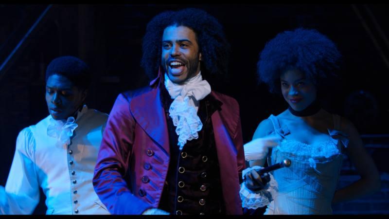 Hamilton (musical) - Daveed Diggs