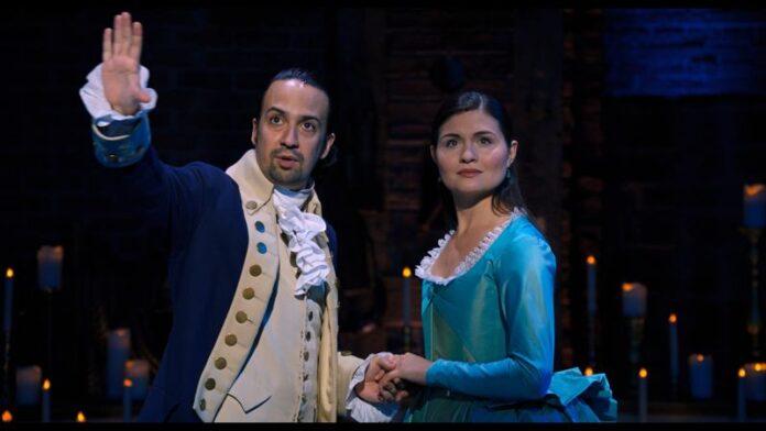 Hamilton (musical) - Lin-Manuel Miranda e Phillipa Soo