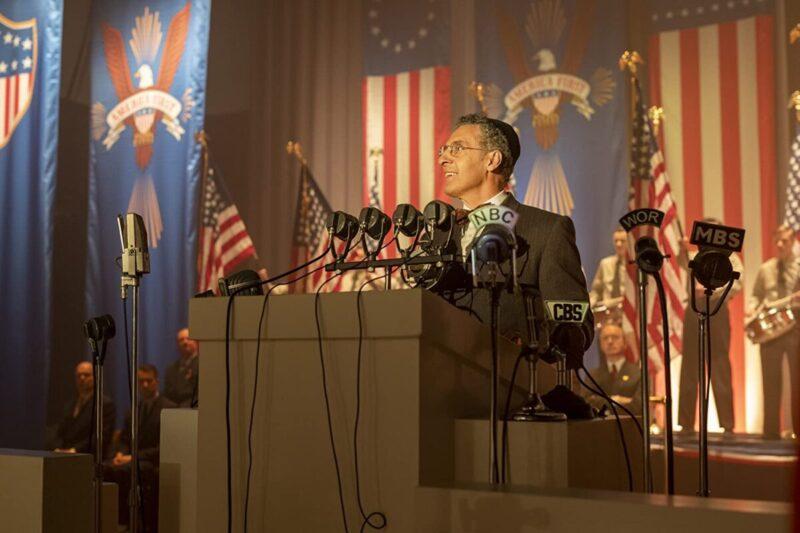 Il complotto contro l'America - John Turturro