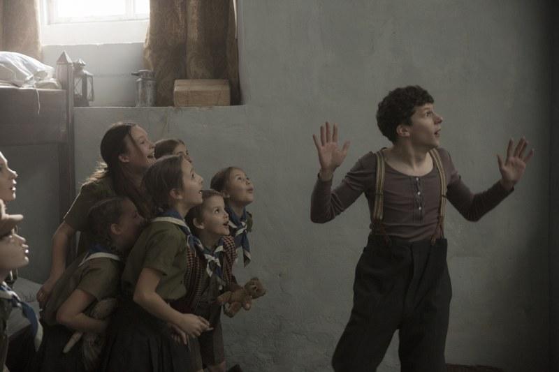 Jesse Eisenberg in Resistance