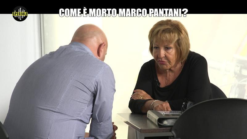 Le Iene - Speciale Marco Pantani - Tonina Pantani con Miradossa