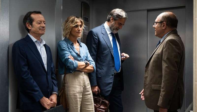 Si vive una volta sola - Rocco Papaleo, Anna Foglietta, Max Tortora e Carlo Verdone (2)