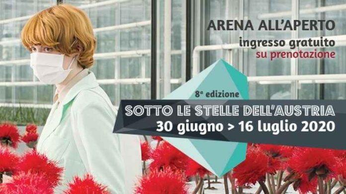 Sotto le stelle dell'Austria 2020 - banner
