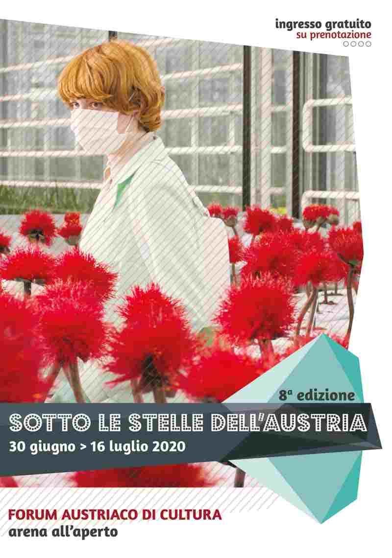 Sotto le stelle dell'Austria 2020 - poster