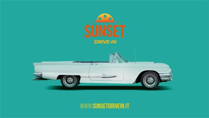 Sunset Drive In - logo auto