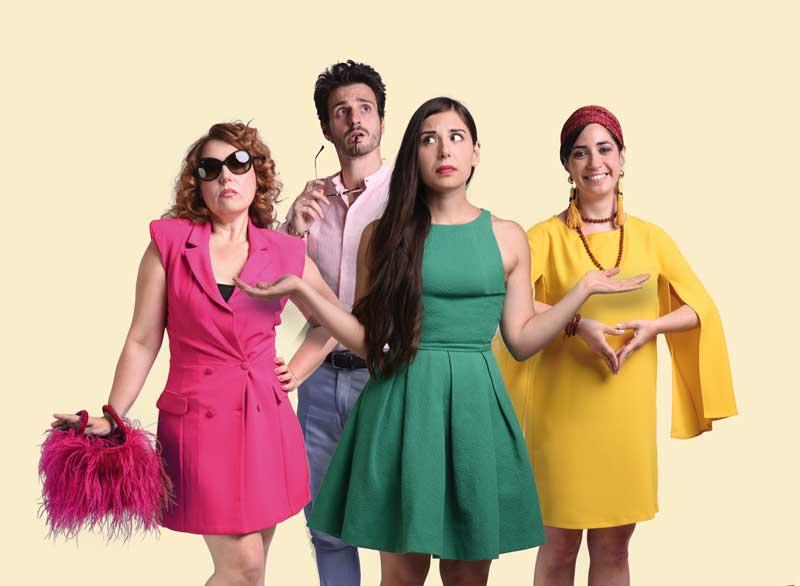 """""""CTRL Z"""" di Annabella Calabrese e Daniele Esposito è lo spettacolo vincitore del """"Premio Comic Off Teatro de' Servi"""""""