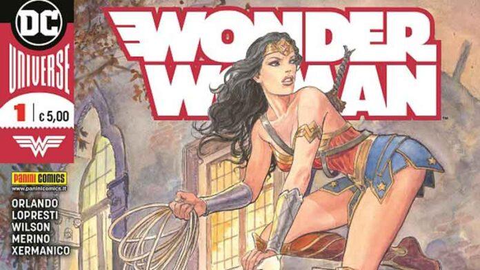 Wonder Woman: con Dc Panini Comicsarriva la Titans of Cult Steelbook Limited edition