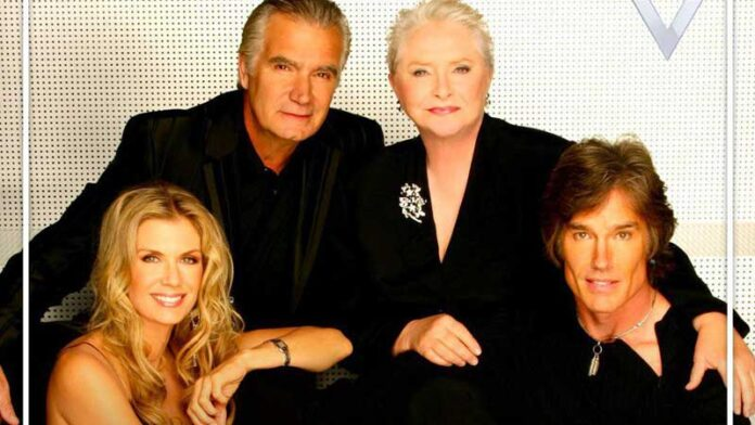 Verissimo - le storie: per i 30 anni di Beautiful la reunion di Brooke, Ridge, Stephanie ed Eric
