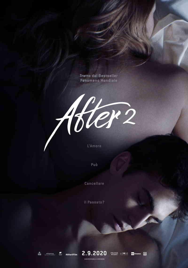 After 2- Teaser poster