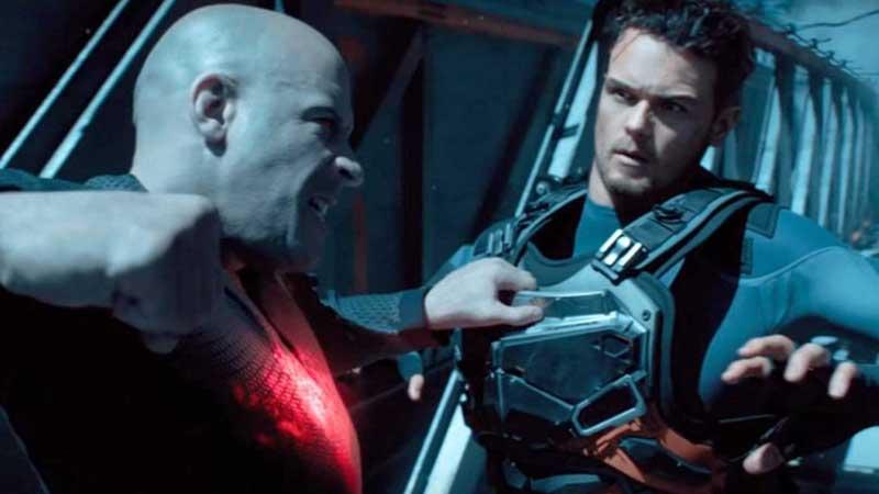 Bloodshot: Vin Diesel interpreta il soldato Ray Garrison, recentemente ucciso durante una missione