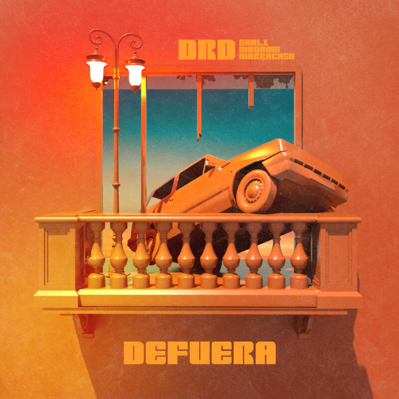 DRD - Defuera cover