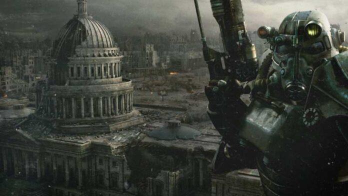 Fallout 3 videogame
