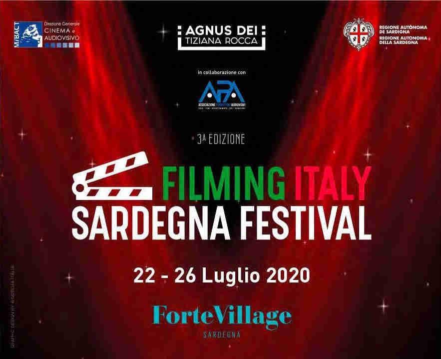 Filming Italy Sardegna Festival 2020 - locandina
