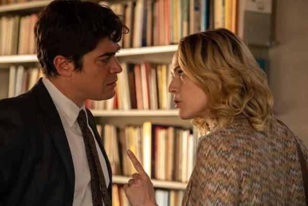 Gli infedeli - Riccardo Scamarcio e Laura Chiatti (2)