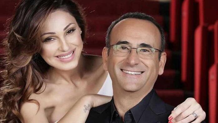 I migliori anni - Carlo Conti e Anna Tatangelo