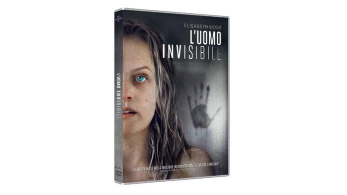 L'uomo invisibile disponibile in Dvd, Blu-ray, 4k Ultra HD dal 22 luglio