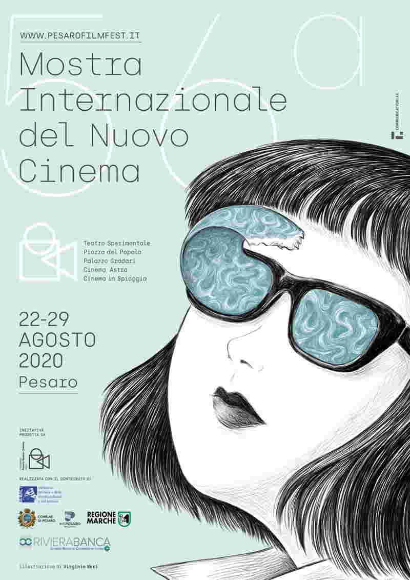 Pesaro FF 2020 - Virginia Mori - Manifesto