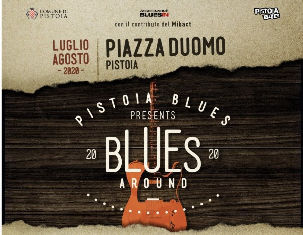 Pistoia Blues Around