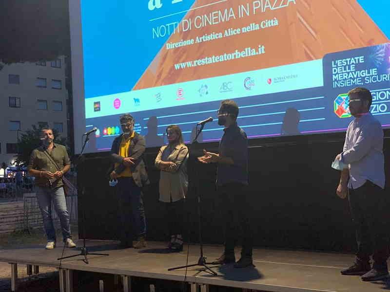 R-Estate a Torbella 2020 - Claudio Giovannesi presenta Fiore