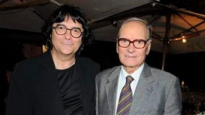 Renato Zero e Ennio Morricone